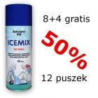 ZESTAW 12 puszek Spray chłodzący zamrażacz 400ml ICEMIX (coolant)