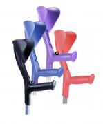 PARA francuskich Ortopedycznych kul łokciowych - 130kg (Evolution FRANCE x2)