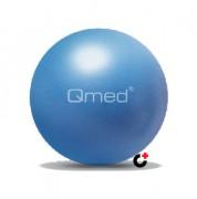 Piłka rehabilitacyjna Qmed 30cm z systemem ABS + POMPKA (abs30)