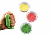Masa plastyczna do rehabilitacji mięśni dłoni i palców Thera flex (hand exerciser)