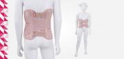 Dziecięcy gorset doniczkowy piersiowo-lędźwiowo-krzyżowy - TLSO (ERH 48/3)