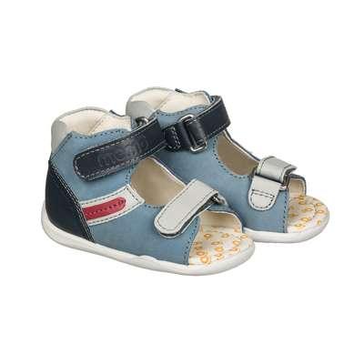11f110d9 Sandałki Memo Baby do nauki chodzenia - buciki dla najmłodszych stóp (MIKI)